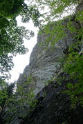 Rock Climbing Photo: Arete Project