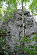 Rock Climbing Photo: Flying Moose Arete