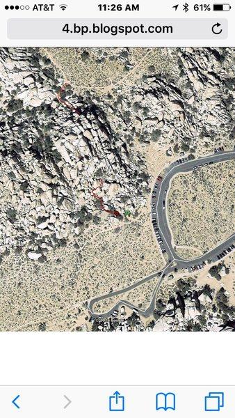 Rock Climbing Photo: Real Hidden Valley