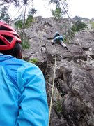 Rock Climbing Photo: A Summer known as Fall