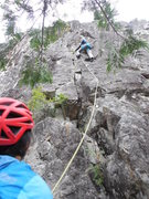 Rock Climbing Photo:  A Summer known as Fall