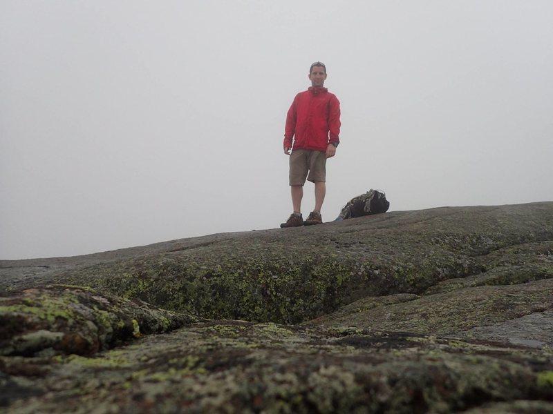 Rock Climbing Photo: Wright Peak