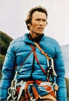 Clint in The Eiger Sanction.
