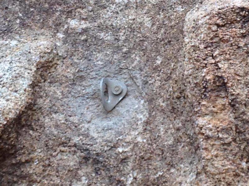 Rock Climbing Photo: NIce paint
