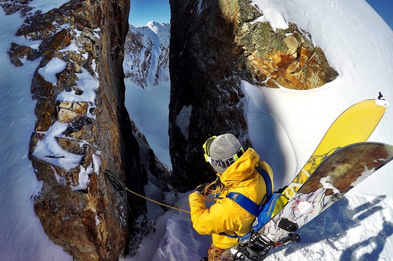Rappelling into the Heart Of Darkness