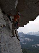 Rock Climbing Photo: Gram Traverse
