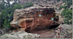 Rock Climbing Photo: 2. Alcubierre Drive.