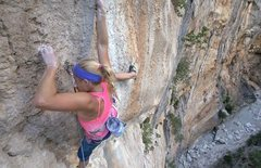 Rock Climbing Photo: Yes one more achievement i climbed McLellan Rocks,...