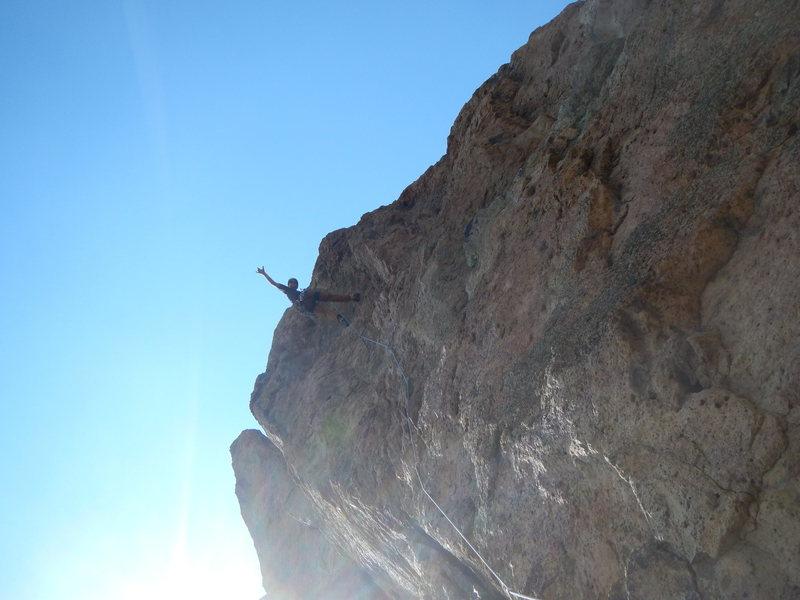Rock Climbing Photo: European vacation