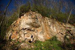 Ijams Crag