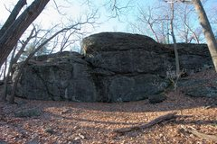 Rock Climbing Photo: Vittles Wall