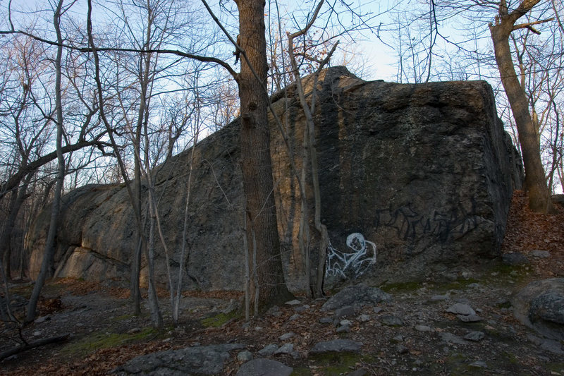 Pusherman Wall, Right
