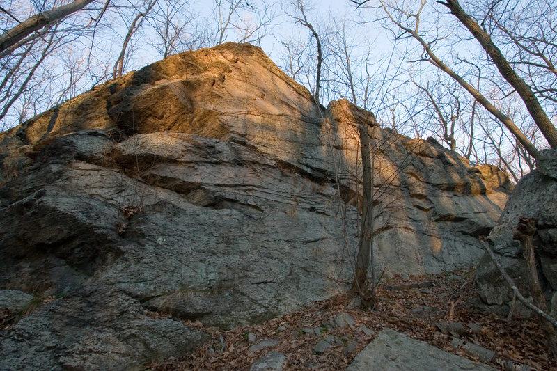 Pinnacle Wall.