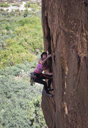 Rock Climbing Photo: Amazing route, fun movement.