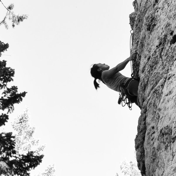 Rock Climbing Photo: cochamo speedball/ten sleep