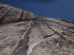 Rock Climbing Photo: Amazing grooves!