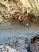 Rock Climbing Photo: beating the heat with some great bouldering in the...