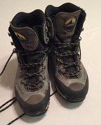 Rock Climbing Photo: La Sportive Trango boots 41.5