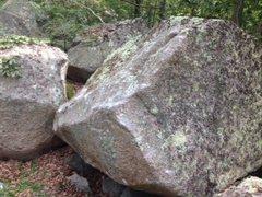 Rock Climbing Photo: Rough Seas.