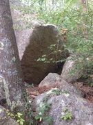 Rock Climbing Photo: Musketball Arete.