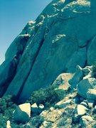 Rock Climbing Photo: Rockaway Beach