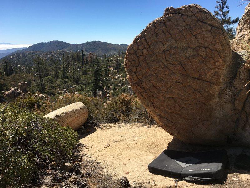 Truffle Boulder