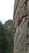 Rock Climbing Photo: So much good rock out there that is not on Mtn Pro...