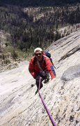 Rock Climbing Photo: West Face Starr King, Photo by Tom Rogers