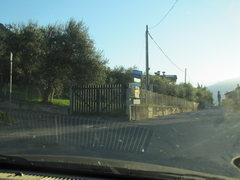 "Rock Climbing Photo: Turn left here to follow the ""Scuderia Castel..."