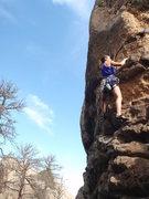 Rock Climbing Photo: Emergency Snow Route