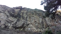 Rock Climbing Photo: The Chuting Gallery.