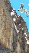 Rock Climbing Photo: The Laundry Chute.