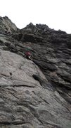 Rock Climbing Photo: Above the crux already?   Mr. Premhus said they&#3...