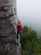 Rock Climbing Photo: J.R. - CE photo
