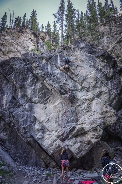 Rock Climbing Photo: A beautiful photo from the James Blackhall collect...