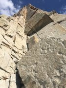 Rock Climbing Photo: Behold! (Cue 'Flight of the Valkyrie')