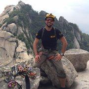 Rock Climbing Photo: korea