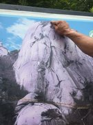 Rock Climbing Photo: Mt. Insubong
