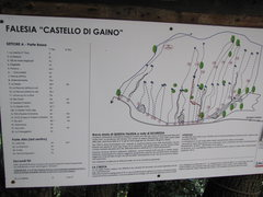 Rock Climbing Photo: This board is situated directly opposite the cliff...