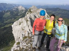 Rock Climbing Photo: Gastlosen // Fribourg, Switzerland
