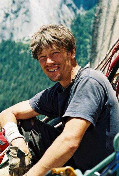 Rock Climbing Photo: The Prow. Washington Column. Yosemite. 2003.