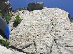 Rock Climbing Photo: Sweet Pic Bra~