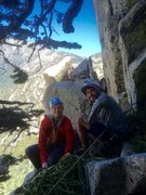 Rock Climbing Photo: Fitz, Anni & The Paisley B!!!