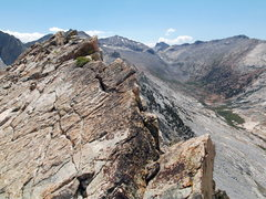 Rock Climbing Photo: This is what I believe Secor's describes as th...
