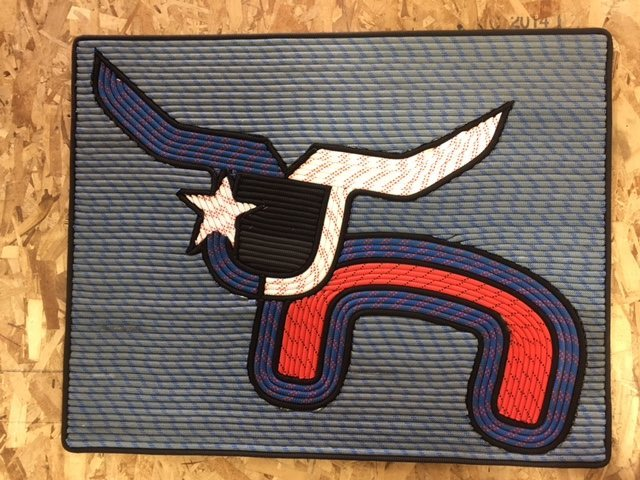 RopeSmart Logo Rug