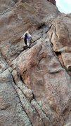 Rock Climbing Photo: Crystal cruisin'.