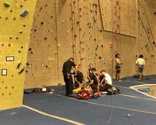 9/2/16 <br />EMS at climbing gym