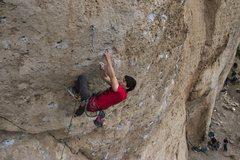 Rock Climbing Photo: Ben doing the same