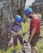 Rock Climbing Photo: A day at Horsethief