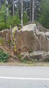 Rock Climbing Photo: Monkey Pants(left).